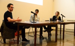 Dominic Pizzolitto, Galen Watts, Alysse Kushinski