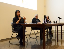 Julia Chan, Lorinda Peterson, Natalia Equihua 1